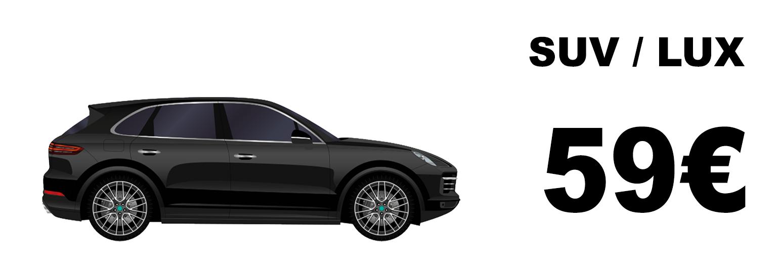 SUV : LUX
